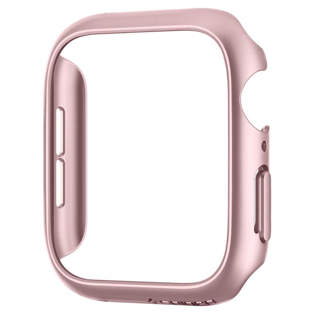 Spigen Thin Fit Designed for Apple Watch Case for 44mm Series 4 (2018) - Rose Gold by Spigen (Image #2)