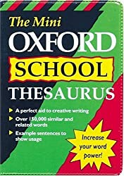 The Mini Oxford School Thesaurus (Dictionary)