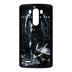 High Quality Specially Designed Skin cover Case the dark knight rises 2 LG G3 Cell Phone Case Black