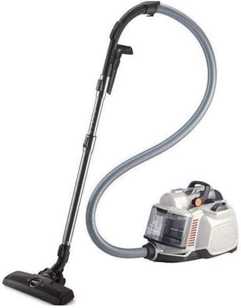 Electrolux ESPC74SW - Aspiradora (650 W, Aspiradora cilíndrica, Secar, Sin bolsa, 1,4 L, Limpieza de aire, Filtro higiénico): Amazon.es: Hogar