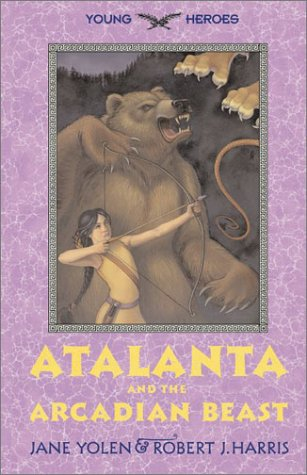 Download Atalanta and the Arcadian Beast (Young Heroes) ebook
