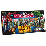 Monopoly Marvel Comics Collector's Edition