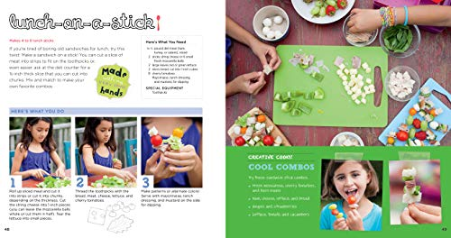 Cooking Class: 57 Fun Recipes Kids Will Love to Make (and Eat!)                         (Spiral-bound)