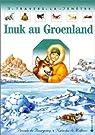 Inuk au Groenland par de Bourgoing