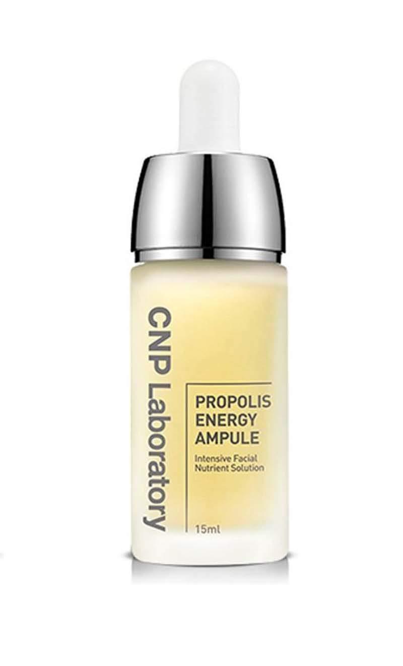 Cnp Laboratory Propolis Energy Ampule 15 Milliliter - Strengthen The Skin Moisturizing, Nourishing, Soothing, Skin Health, Honey Essence, Nutrition Serum