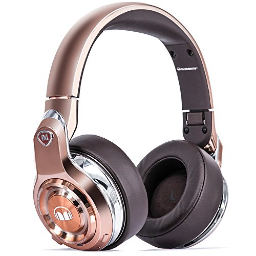 Monster Elements Wireless Over-Ear Headphones with Digital USB Audio 97bbd95ce98e