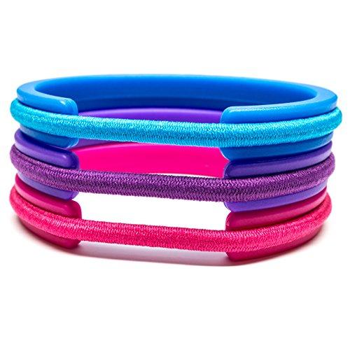 B+SWEET Kids Hair Tie Bracelets - Set of 3