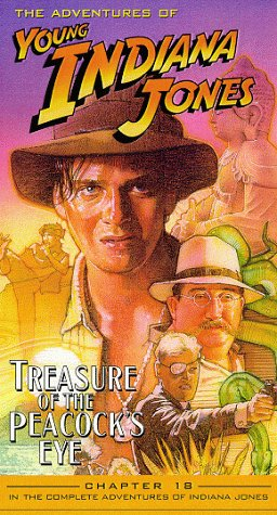 Adventures of Young Indiana Jones, Chapter 18 - Treasure of the Peacock's Eye [VHS] -