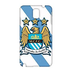 Angl 3D Manchester City F.C. Phone For HTC One M9 Case Cover