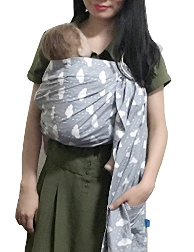 Cotton Baby Ring Sling Carrier - 9