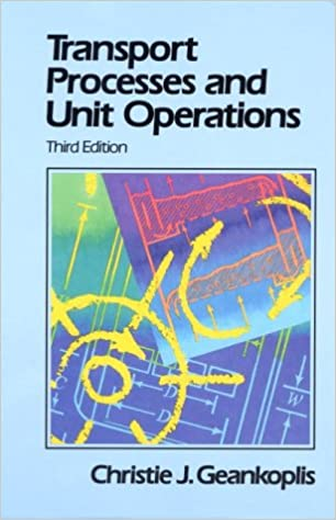Transport processes and unit operations 3rd edition christie j transport processes and unit operations 3rd edition christie j geankoplis 9780139304392 amazon books fandeluxe Choice Image