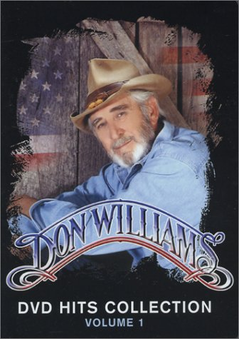 Don Williams -  DVD Hits Collection, Vol. - Vol Vhs 1 Guitar