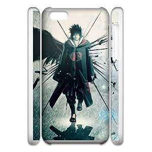 1 iPhone 6 5.5 Inch Cell Phone Case 3D Uchiha Sasuke Naruto 91INA91454645