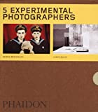 Experimental Photographers - Box Set Of 5, Phaidon Press Editors and Christian Caujolle, 0714853690