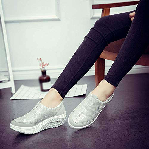 Sneakers Outdoor Platform Winter Fur Moccasins Shoes Sport On Ladies Beige Casual Fashion for Slip Flats Women PFxgUz