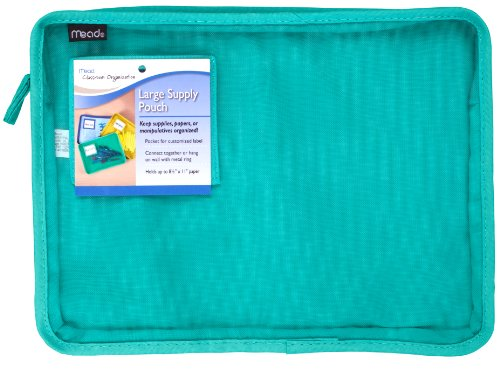 Mead Large Supply Pouch, Teal (72292)