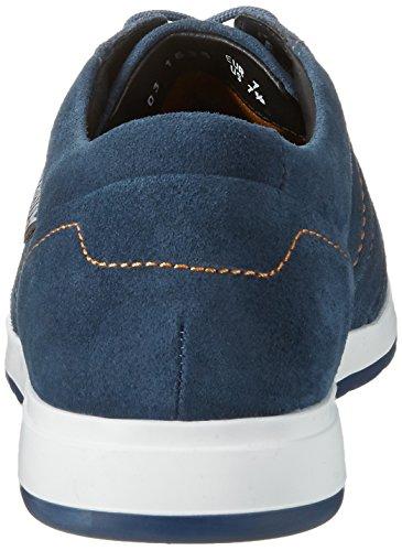 Mephisto Vincenzo Velsport 3669 Mulberry, Sneaker Basse Uomo Blau (Mulberry)