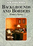 img - for Backgrounds and Borders (Weekend Decorator) book / textbook / text book