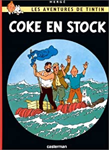 "Afficher ""Les aventures de Tintin n° 19 Coke en stock"""