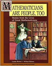 Mathematicians Are People Too! Volume 1 Copyright 1990