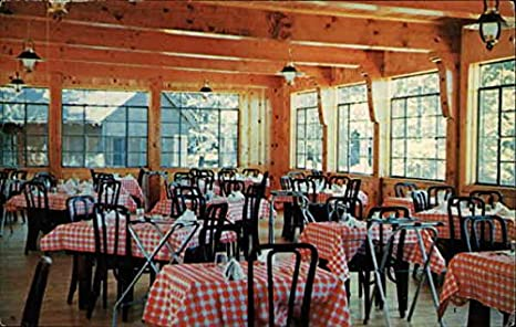 New DIning Room, Christmas Tree Inn, Highland Lake Bridgton, Maine ...