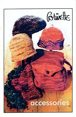 Colinette: Accessories - Knitting Pattern Leaflet, 10 Designs