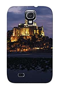Chapiterq Slim Fit Tpu Protector SugFLlR1531stLmz Shock Absorbent Bumper Case For Galaxy S4