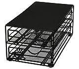 Home Décor Premium 36 Pod 2-Tier Storage Drawer Fits Keurig K-Cups. Storage Durable Strong Decorative