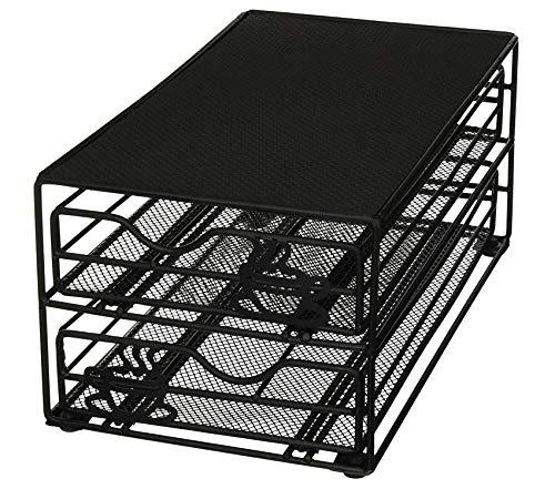 Home Décor Premium 36 Pod 2-Tier Storage Drawer Fits Keurig K-Cups. Storage Durable Strong Decorative by Home Décor (Image #3)