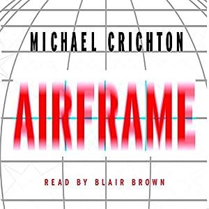 Airframe Hörbuch