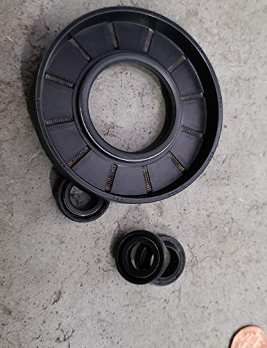 AR North America AR2236 Replace Pressure Washer Oil Seals, Black