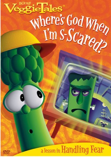 Veggie Tales: Where's God When I'm S-Scared? ()