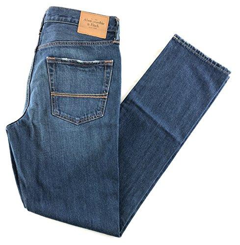 Abercrombie & Fitch Mens Skinny Jeans 0214 33W x 32L