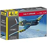 Heller - 80415 - Construction Et Maquettes - Corsair F4U-7 - Echelle 1/48ème