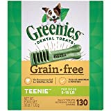 Greenies Grain Free Dog Dental Chew Teenie 27oz Review