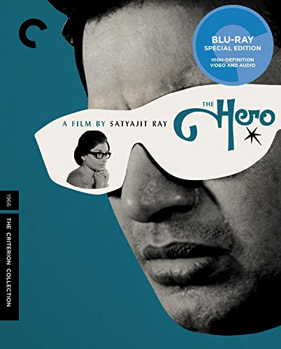 Blu-ray : The Hero (aka Nayak) (Criterion Collection) (Special Edition, Restored, Full Frame, )