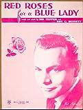 1965 Sheet Music Red Roses for a Blue Lady Bert Kaempfert Sid Tepper Roy Bennett - Original Sheet Music