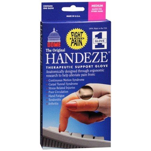 Handeze Therapeutic Support Glove, Medium (Ergonomic Therapeutic Support Gloves)