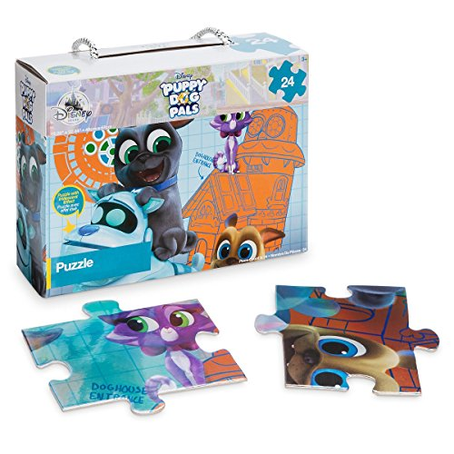 Puppy Dog Pals Disney Junior Exclusive Puzzle