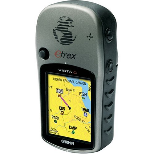amazon com garmin etrex vista c waterproof hiking gps cell phones rh amazon com Garmin GPS User Manual Garmin GPS User Manual