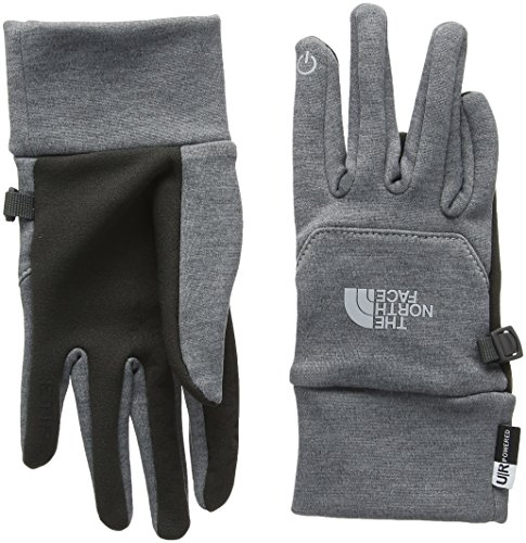 The North Face Women's Etip Glove High Rise Grey Heather LG