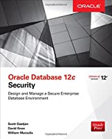 Oracle Database 12c Security Front Cover