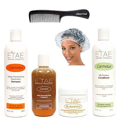 - E'tae Natural Product Kit: Shampoo+Conditioner+Treatment+Butter Shine