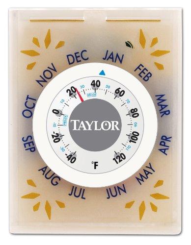 Taylor Refrigerator Thermometer Baking Holder