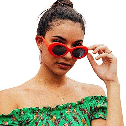 Rappeur J de Vintage Lunettes Femmes Shades Unisexe Lunettes Lady Hommes Grunge Oval Lunettes Lunettes soleil Mode Dames Pour Hommes Eyewear Soleil de x1fwqwA6