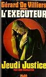 L'exécuteur, tome 36 : Jeudi justice par Pendleton