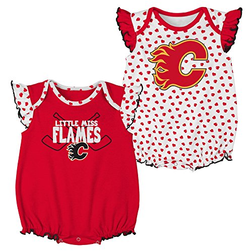 NHL Calgary Flames Newborn & Infant