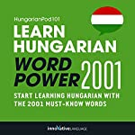 Learn Hungarian - Word Power 2001 | Innovative Language Learning