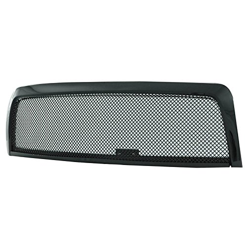 Paramount Restyling 44-0818 Packaged Grille with Chrome Black Steel 2.0 mm Wire - Tundra 05 Toyota Grille