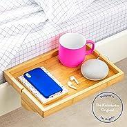 BedShelfie The Original Bedside Shelf - 9 Colors / 4 Sizes - AS SEEN ON Business Insider (Original, Natural)